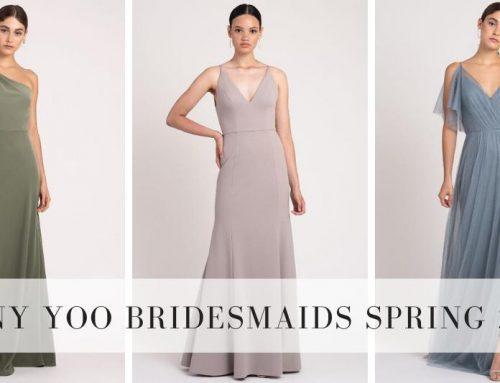 Jenny Yoo Bridesmaids Spring 2020 Collection