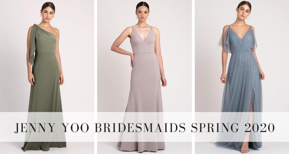 jenny yoo bridesmaids spring 2020
