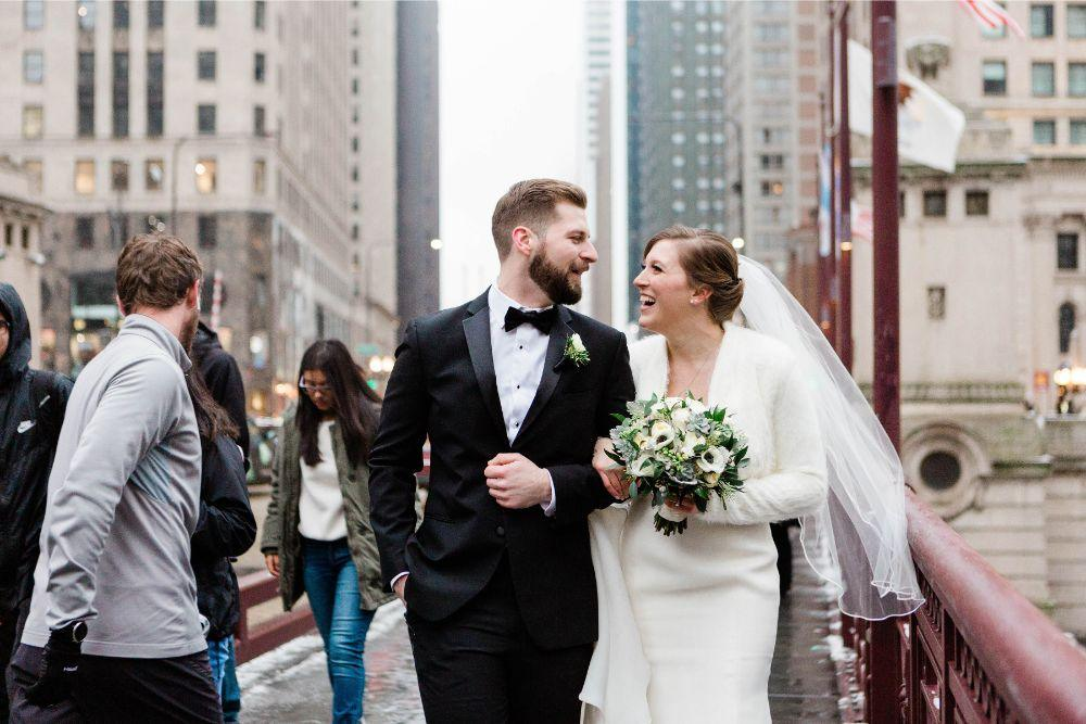 emily nick artifact events chicago, il wedding bride and groom portraits