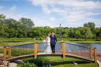 lindsay demetrius fisherman's inn chicago il wedding
