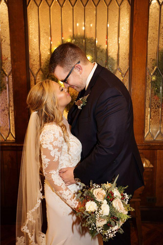 meaghann travis cog hill golf & country club chicago, il wedding bride and groom