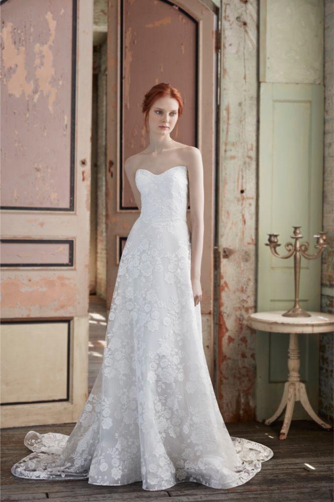 Sareh Nouri New York Fall 2020 | Wedding Dress | Wedding Gown