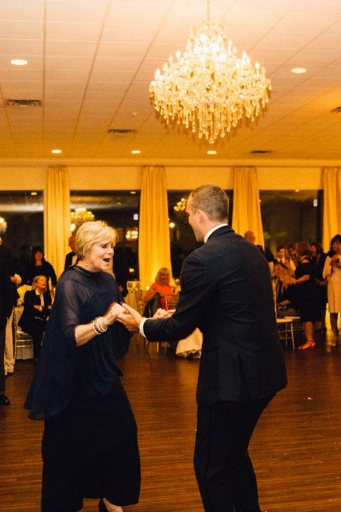 kelly nick local love the beverly country club chicago, il wedding mother son dance