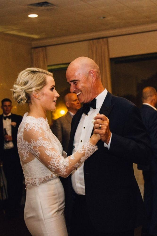 kelly nick local love the beverly country club chicago, il wedding father daughter dance