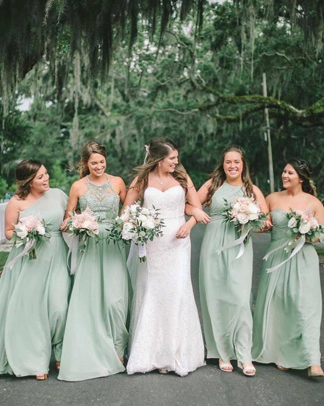 kathryn's bridal bridesmaids