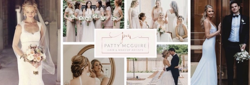 Welcome To The Patty McGuire Hair & Makeup Artists