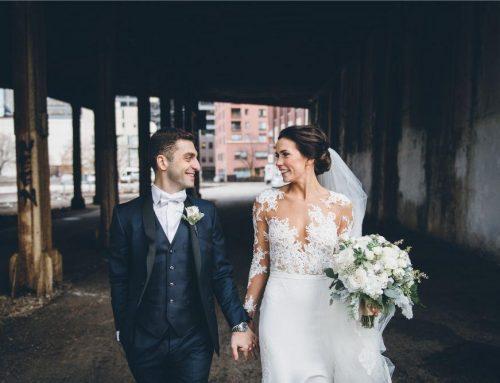 Local Love – Kelly & Alex at Skyline Loft