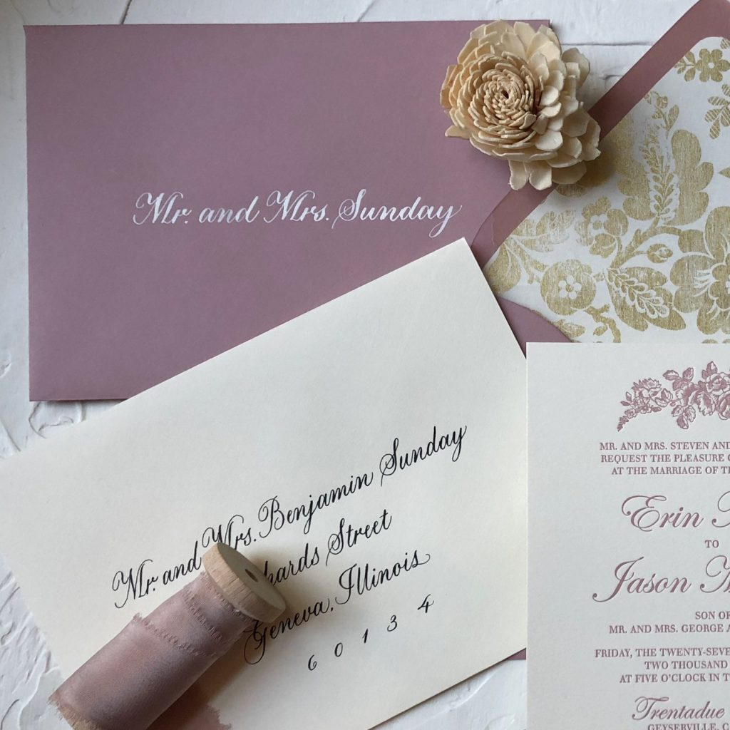 Welcome To The Nerissa B Modern Calligraphy