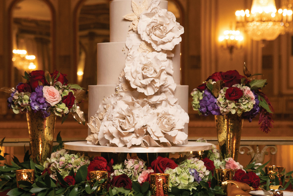Palmer House wedding inspiration