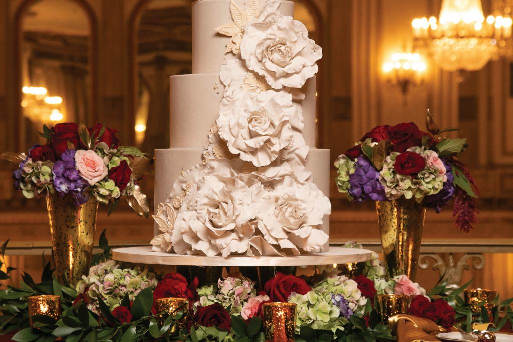 Palmer House wedding inspiration