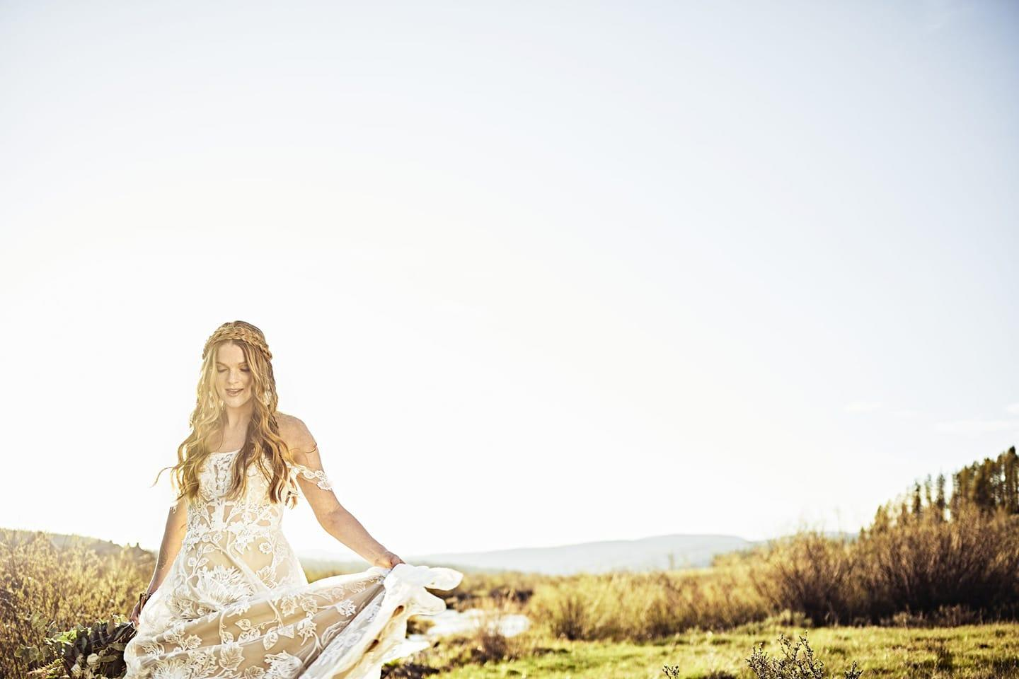 All Who Wander - Volle's Bridal