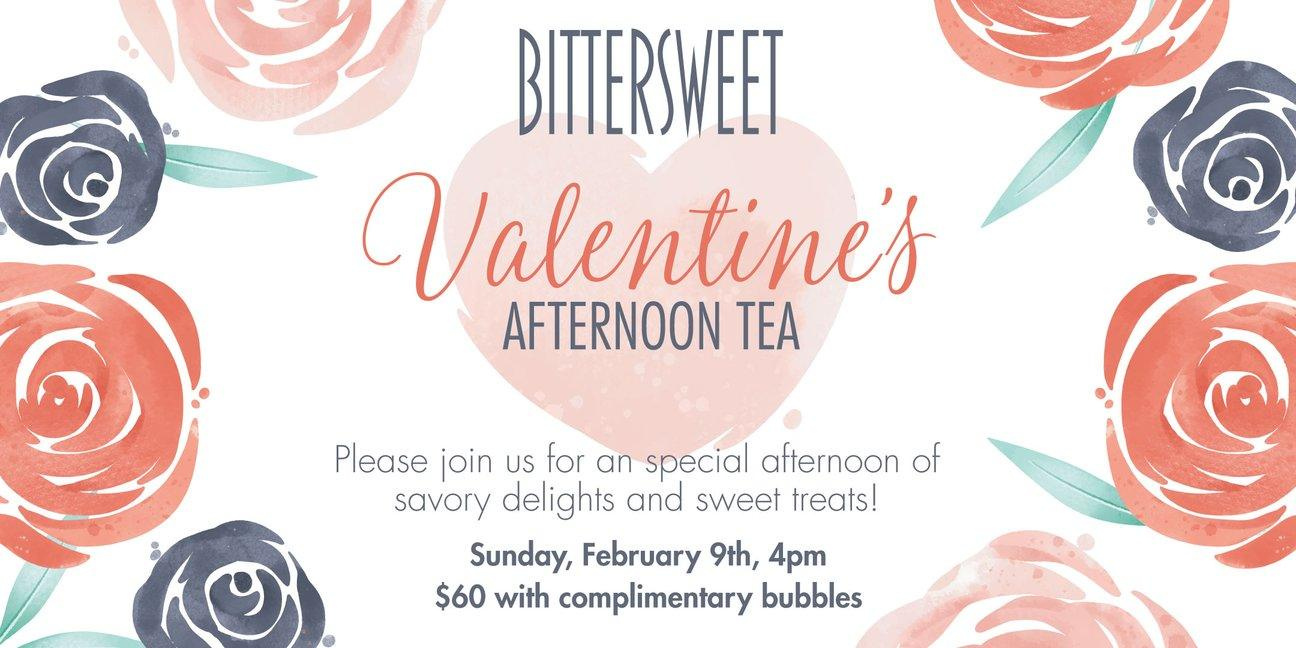 Afternoon Tea with Bridesmaids at Bittersweet Pastry - February 2020