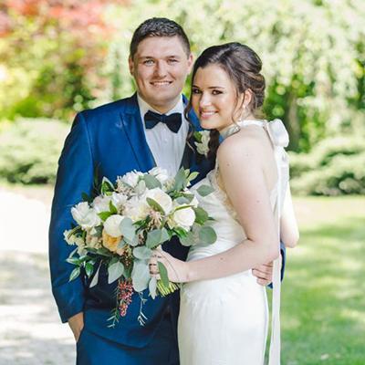 Hanna & Joe Real Wedding at Wandering Tree Estate | Lilly Photography