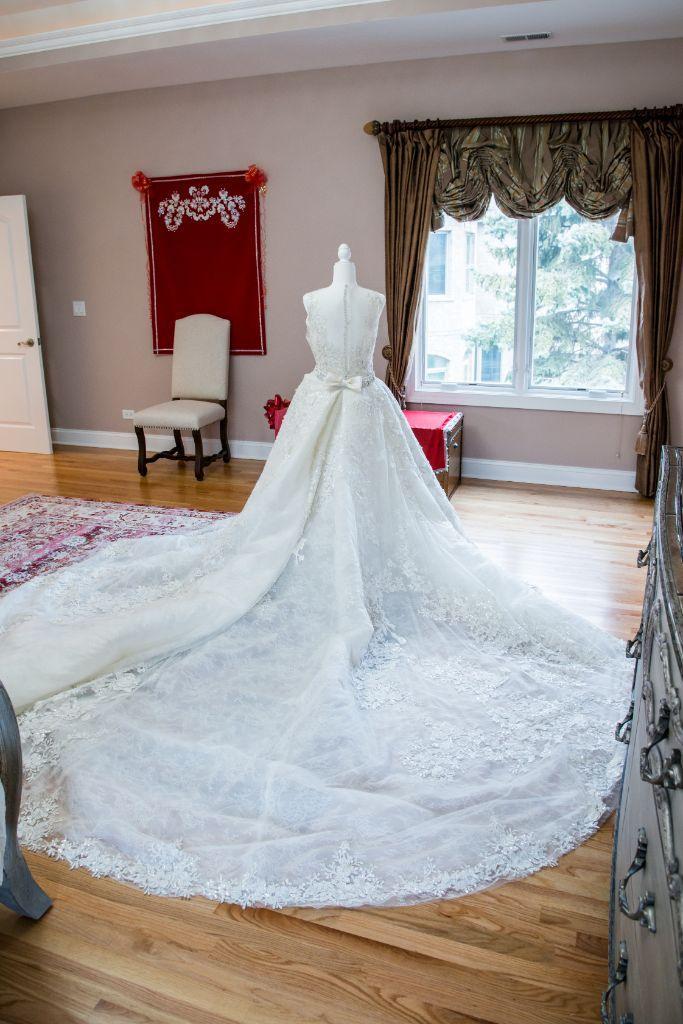 wedding gown halisa sead local love drury lane theatre chicago, il