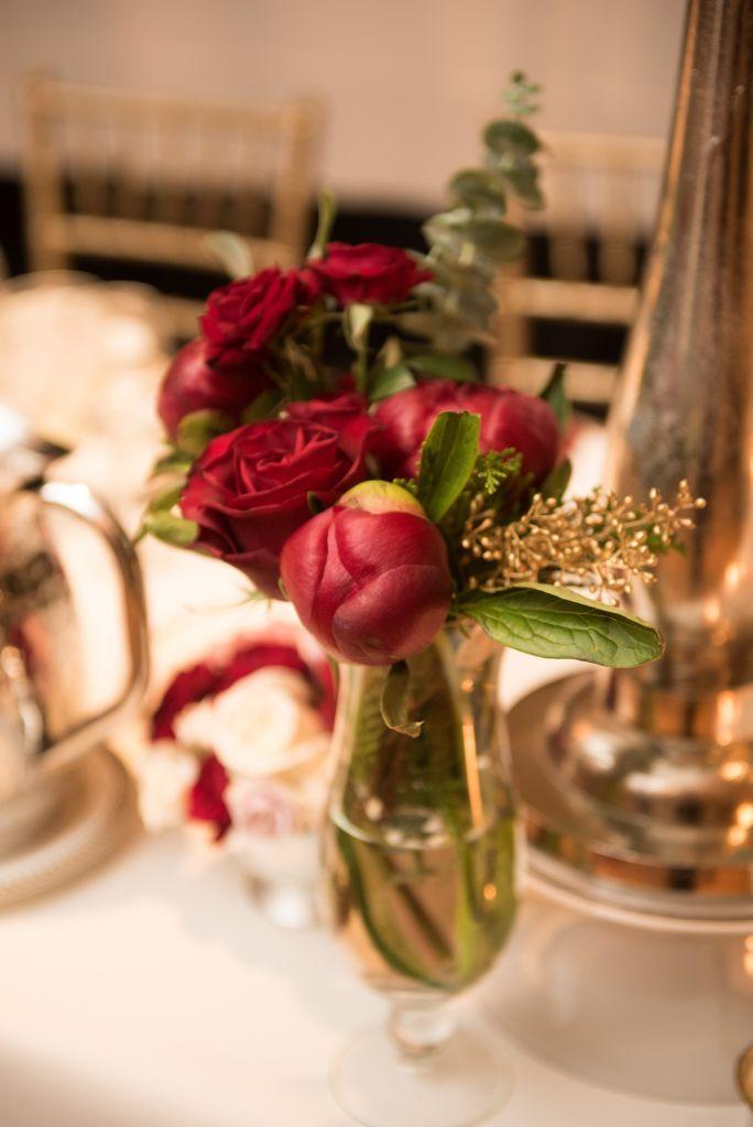 elizabeth kevin local love makray memorial golf club chicago, il wedding reception details