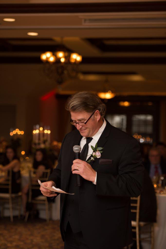 elizabeth kevin local love makray memorial golf club chicago, il toasts