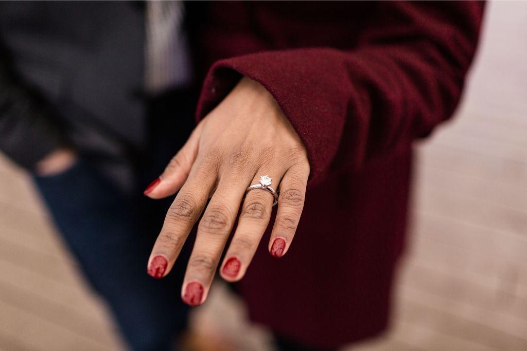 amit maya perfect proposal chicago, il