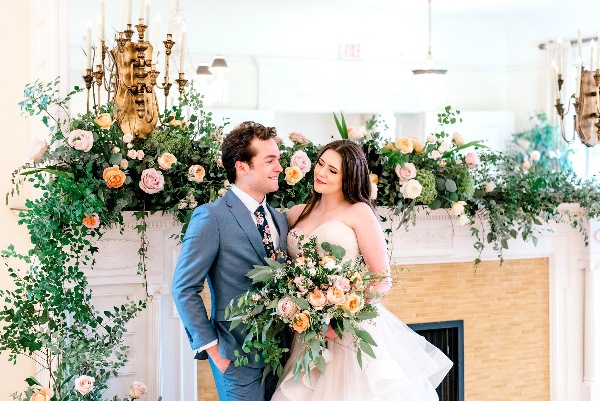 Andrew's Garden | Wedding floral and decor | Wedding Flowers