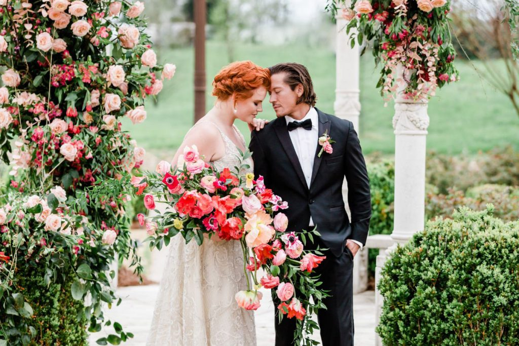 Spring in Full Bloom Wedding Inspiration