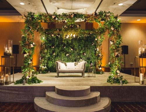 Using Greenery in Your Décor – with Chicago Marriott Naperville