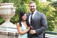 Barbara & Jordan | Diamond Earrings Winner | Chicago Style Weddings Contest