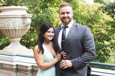 Barbara & Jordan   Diamond Earrings Winner   Chicago Style Weddings Contest