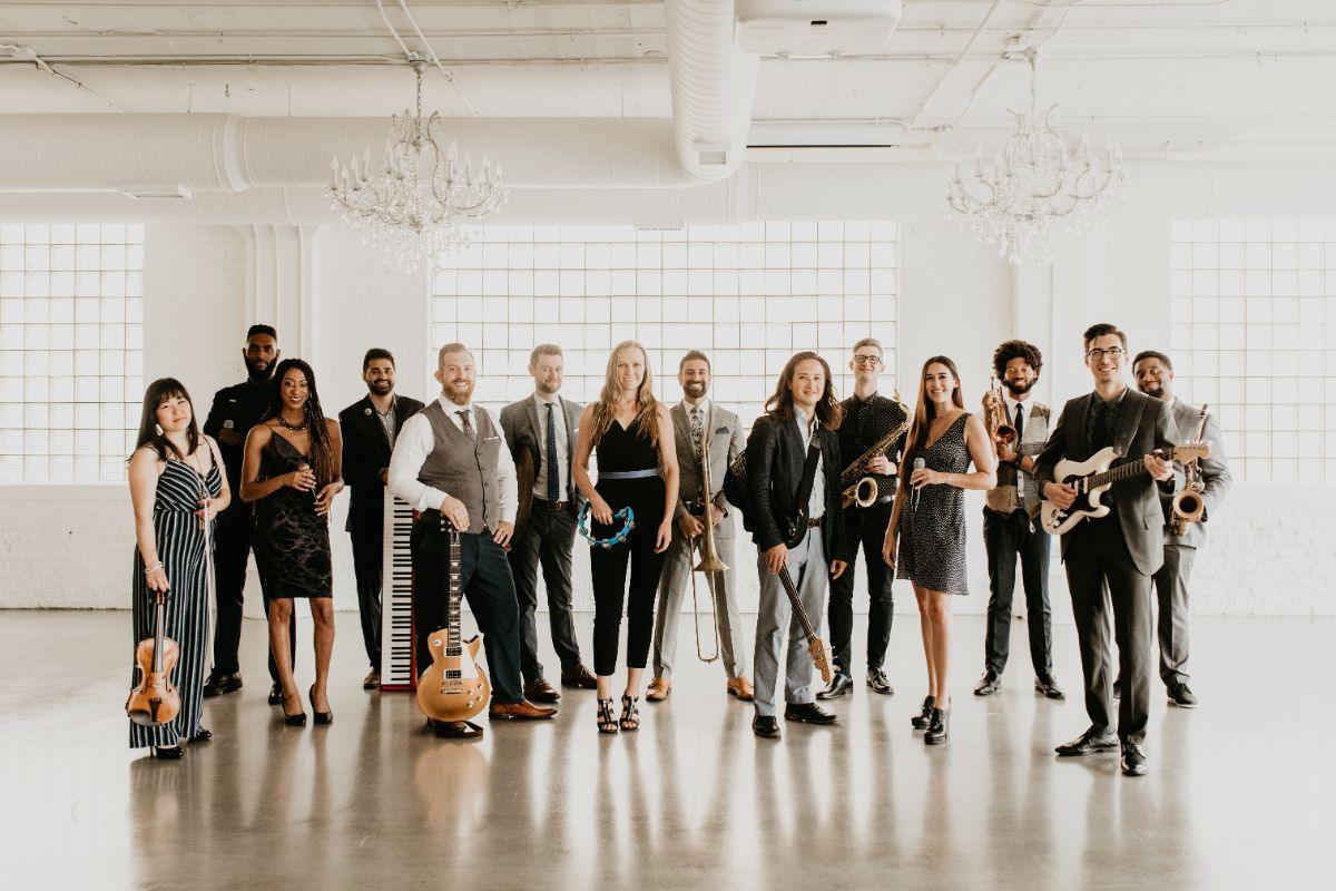 Bluewater Kings Band - Wedding Band - Entertainment - Chicago, Illinois
