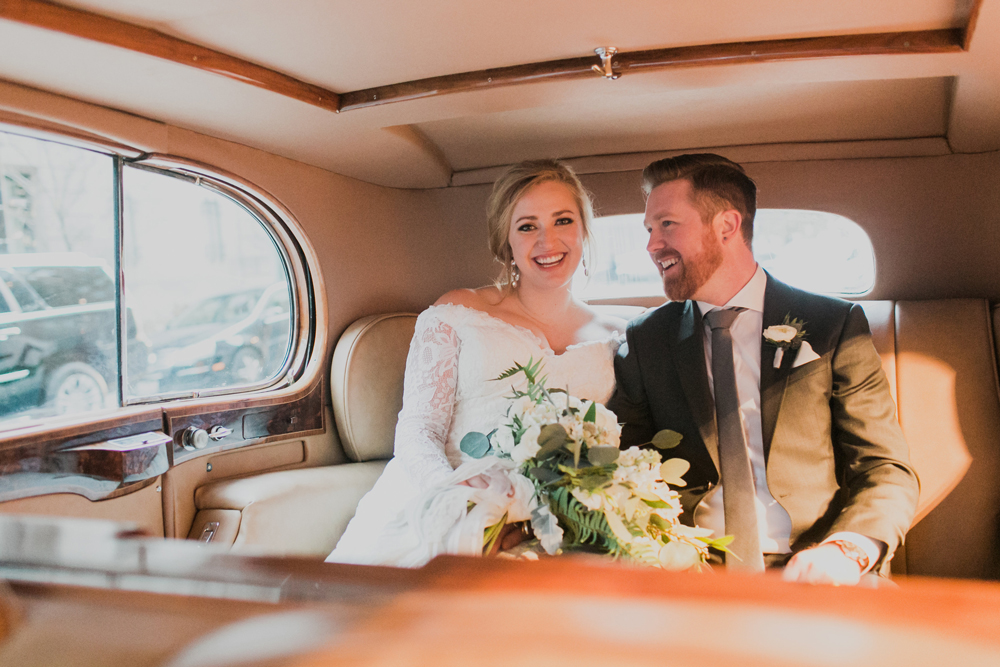 Welcome To The Classic Wedding Car