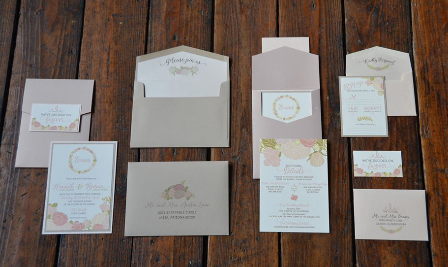 Welcome To The Invitations by Design