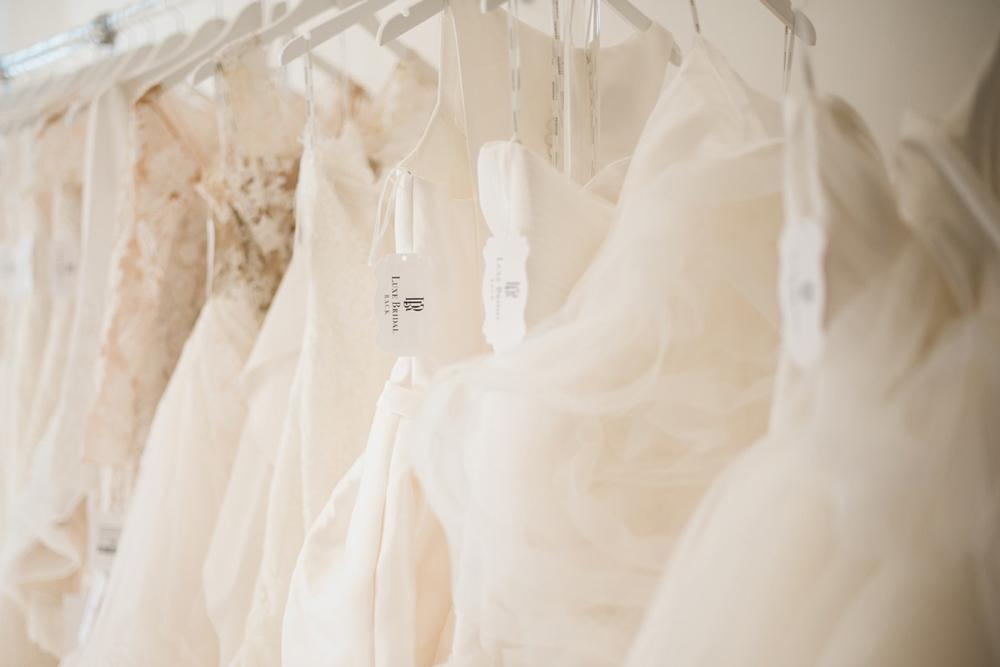 Welcome To The Luxe Bridal Rack