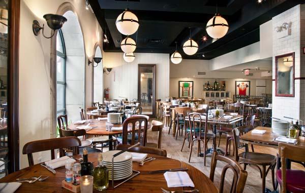 Welcome To The Quartino Ristorante & Wine Bar