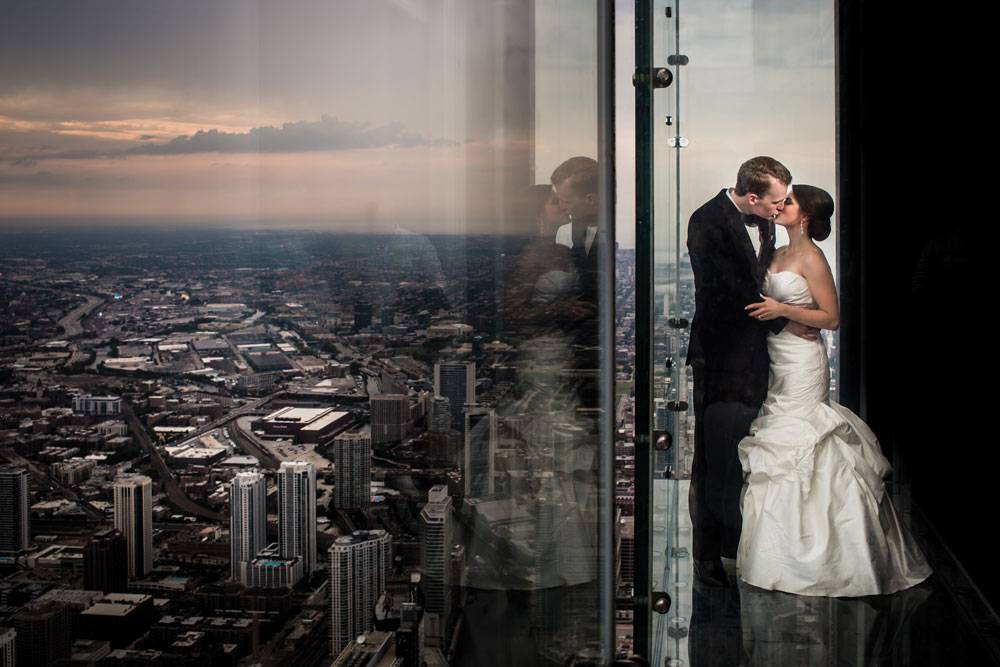 Welcome To The Skydeck Chicago