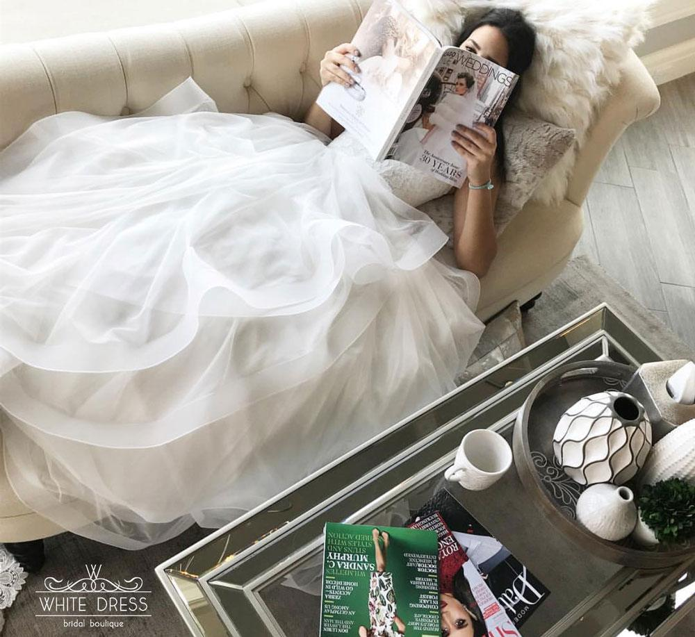 Welcome To The White Dress Bridal Boutique