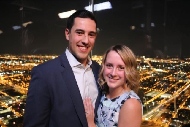 Honeymoon Winners : Kim and Stevan