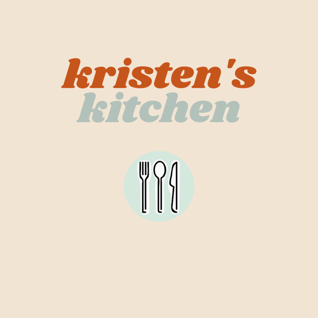 Welcome To The Kristen's Kitchen