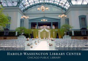 Harold Washington Library - Chicago, Illinois