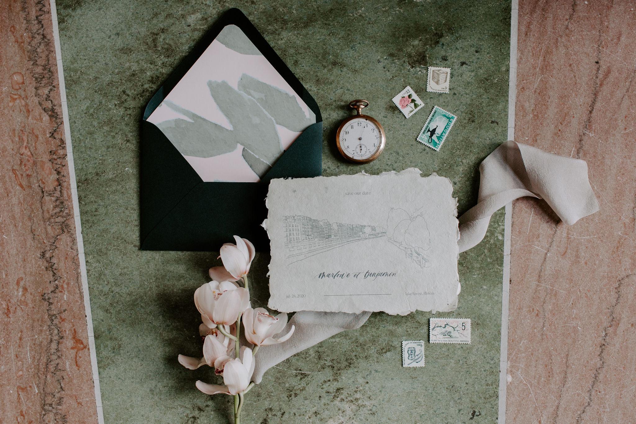 european elegance | modern luxury | stationery invitation | armour house