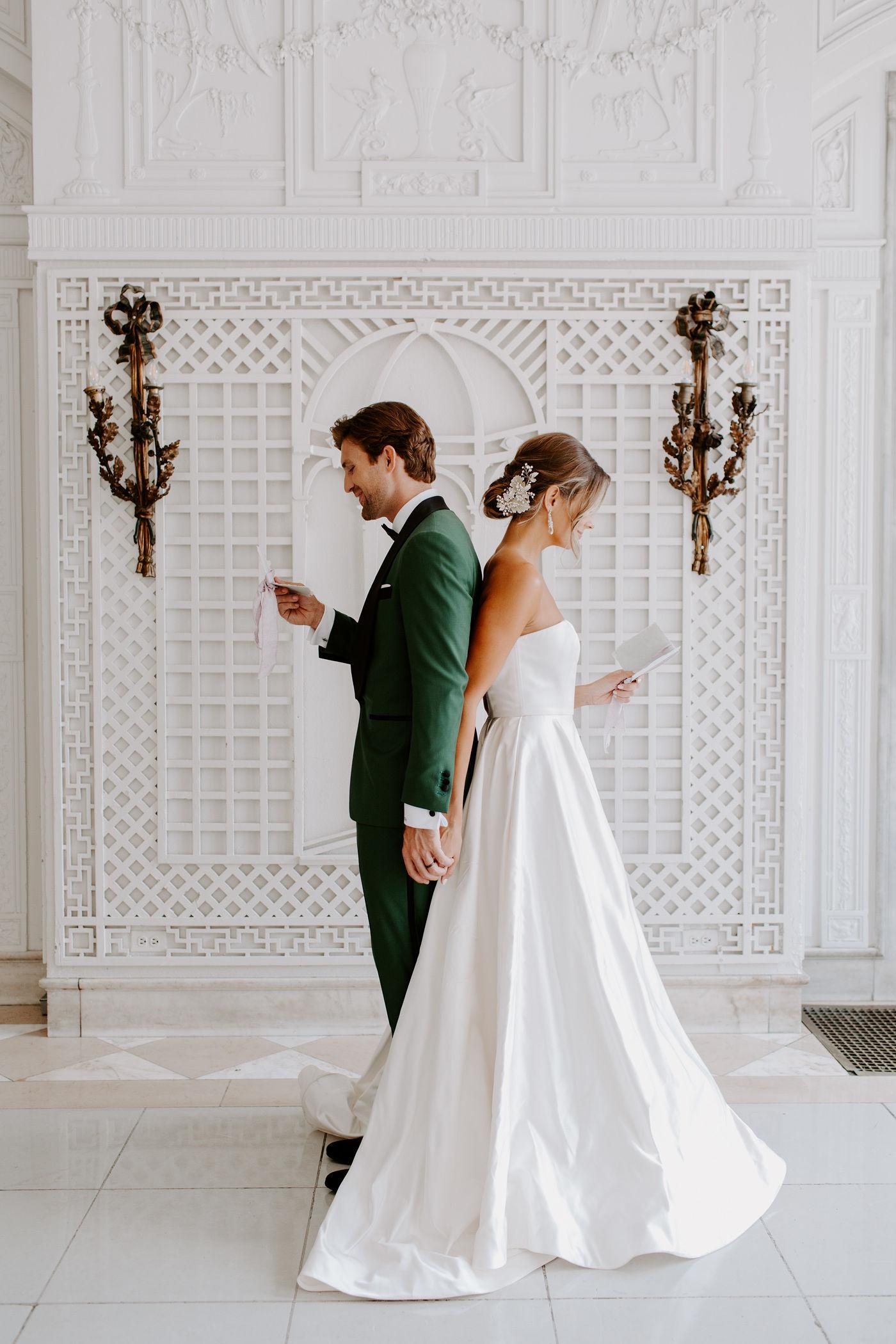 european elegance | modern luxury | green suit | armour house