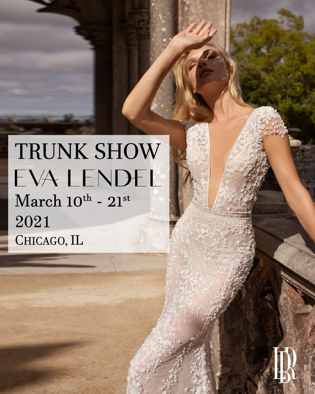 Eva Lendel trunk show