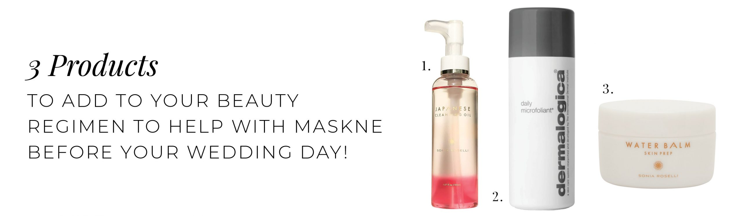maskne   products to use to prevent acne