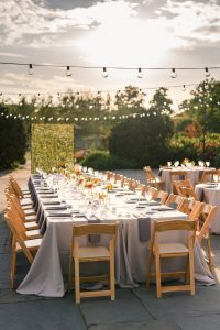 modern wedding   garfield park conservatory