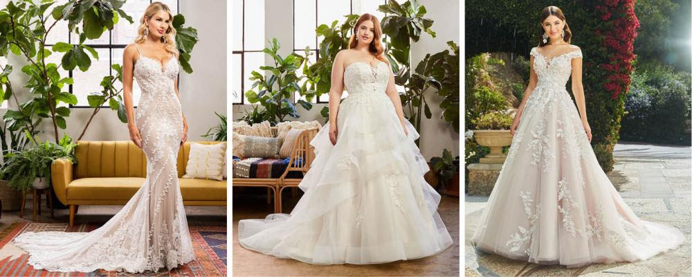 fifi | casablanca bridal