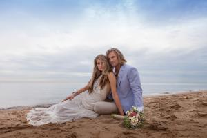 Rising Tides Beach Session