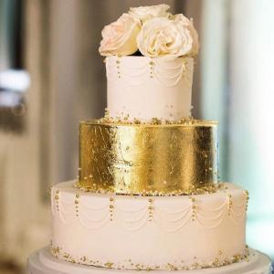 Rosy Rebellion Cake