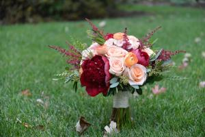 Rosy Rebellion Bouquet