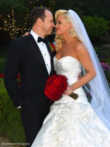 Donnie Walhberg Jenny McCarthy Wedding 8