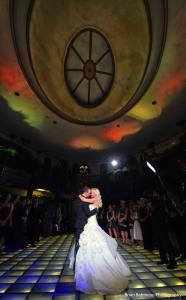 Donnie Walhberg Jenny McCarthy Wedding 10