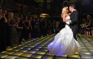Donnie Walhberg Jenny McCarthy Wedding 11