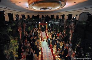 Donnie Walhberg Jenny McCarthy Wedding 7