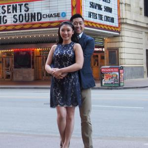 Angela & James